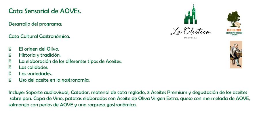 programa cata de aceite oleoteca