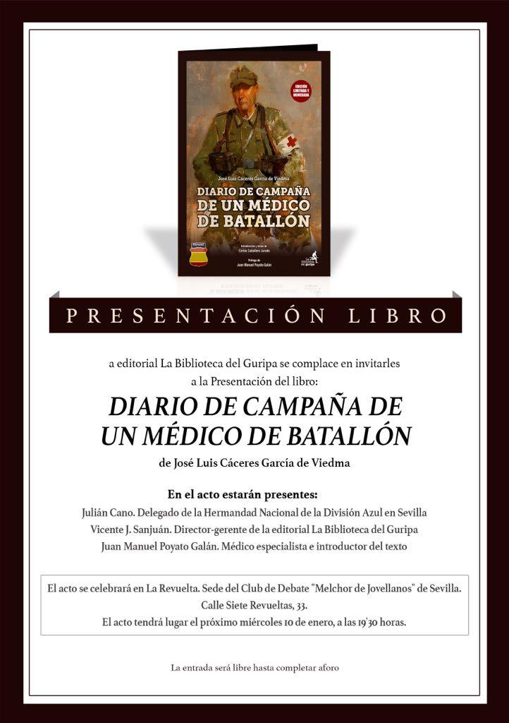 Diario de campñana de un médico de batallón