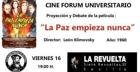 cine forum la revuelta