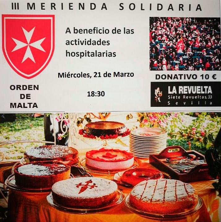 III MERIENDA-SOLIDARIA