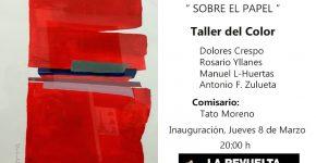 exposición colectiva pintura